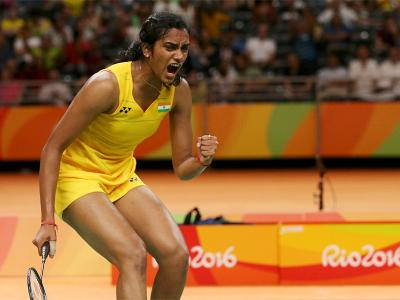 P V Sindhu enters finals of Rio Olympics 2016, expects a gold