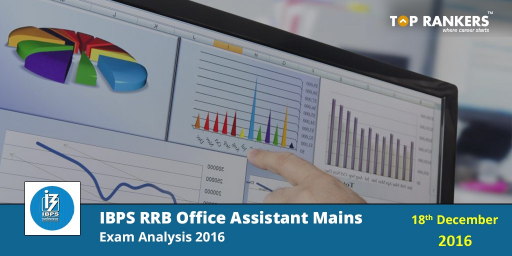 IBPS RRB Office Assistant Mains Exam Analysis: 18th December 2016 – Overall Analysis