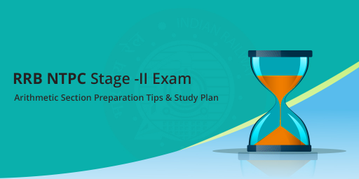 RRB-NTPC-Stage-2-Exam-arithmatic-section-preparation-tips-and-study-plan