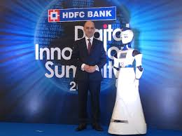 HDFC launches first humanoid 'Ira' in Mumbai