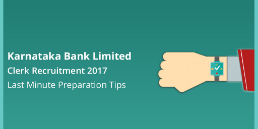 karnataka-bank-clerk-exam-preparation-tips-and-tricks