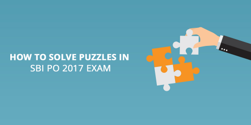 How to solve reasoning puzzles in SBI PO 2017