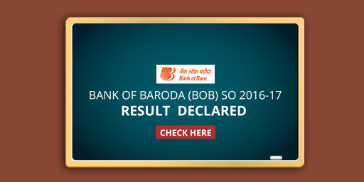 Bank-of-Baroda(BOB)-SO-Result-2016-17-Declared