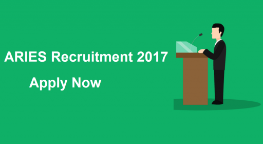 ARIES Recruitment 2017