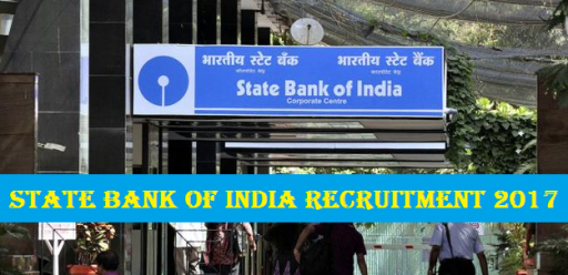 SBI Recruitment 2017 : Defence Banking Advisor (Air Force) and Circle Defence Banking Advisor Post