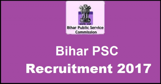 bpsc-recruitment 2017